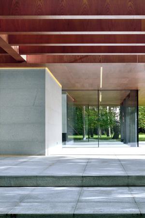 Беседки и павильоны для дачи от российских архитекторов (фото 2.2)