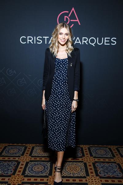 Звезды на торжественном приеме Сristal d'Arques Paris | галерея [1] фото [4]