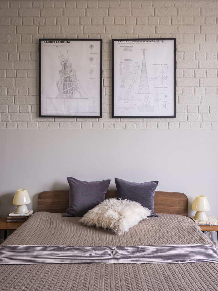 Как оформить спальню: 15 универсальных советов (фото 23)