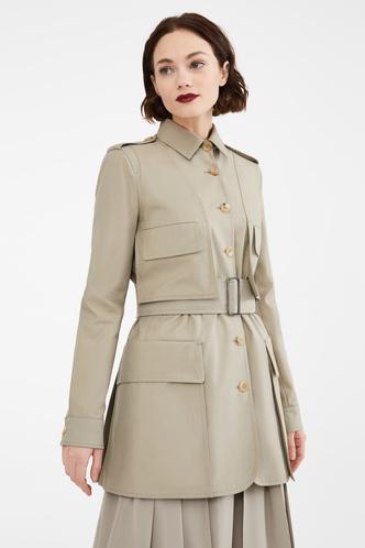 Сафари-куртка — идеальная вещь для весенних прогулок. Вот 15 вариантов (фото 9.1)