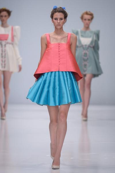 Неделя моды в Москве: обзор коллекций | галерея [6] фото [2]