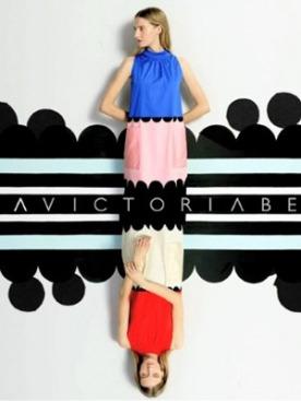Первый видеотизер Victoria by Victoria Beckham