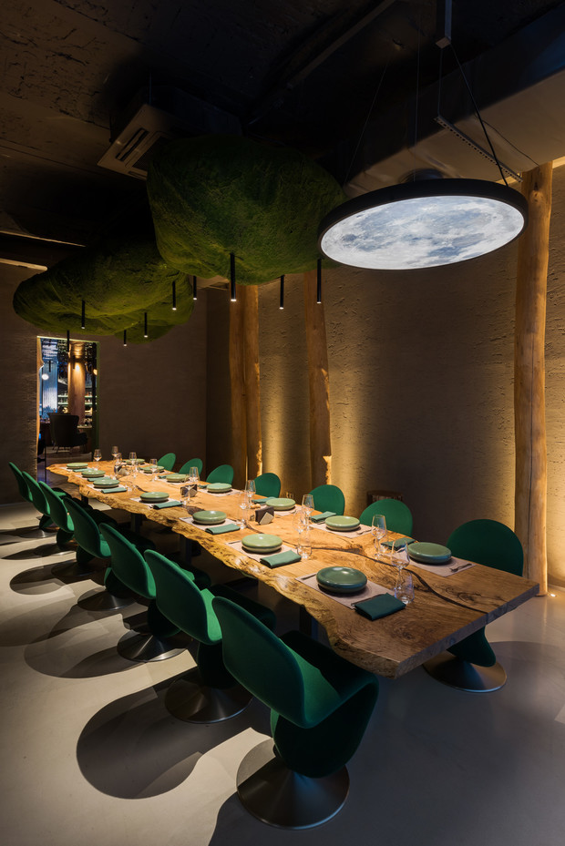 Четыре стихии: ресторан «Земля» в Москве (фото 8)