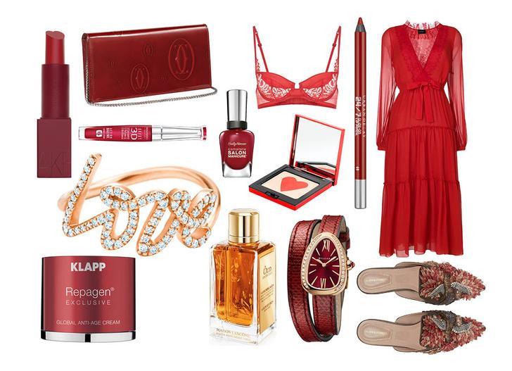 Идеи подарков для влюбленных ко Дню святого Валентина (фото 4)
