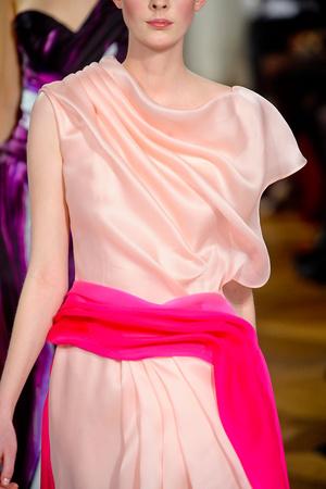 Показ Christophe Josse коллекции сезона Весна-лето 2012 года haute couture - www.elle.ru - Подиум - фото 330353