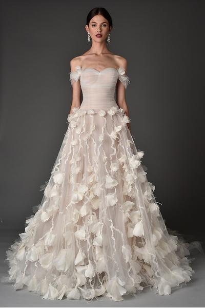 Лучшие коллекции Недели свадебной моды | галерея [1] фото [16]