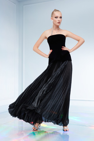 Maison Bohemique представил лукбук коллекции couture осень-зима 18/19 (фото 27.2)