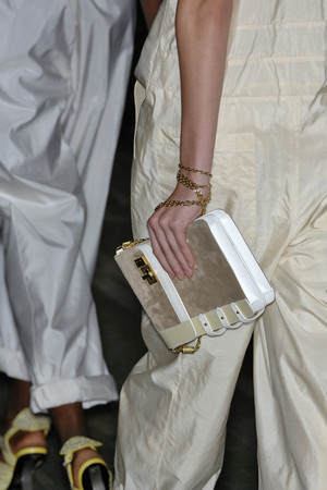 Показы мод Proenza Schouler Весна-лето 2009 | Подиум на ELLE - Подиум - фото 3441