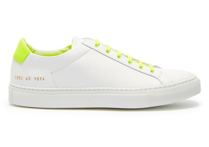 Белые кожаные кеды — константа гардероба. Какие выбрать? (фото 13)
