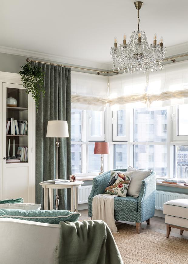 Нежность бытия: квартира 69 м² в Санкт-Петербурге (фото 6)
