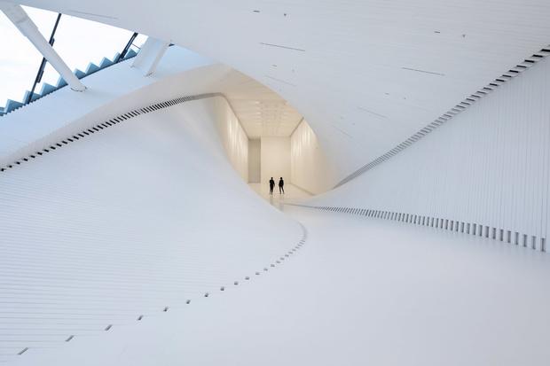 Арт-галерея на мосту по проекту студии BIG (фото 3)