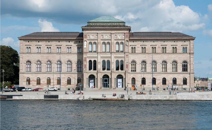 Национальный музей Швеции после реконструкции (фото 0)