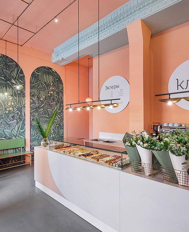 5 романтических кафе в Москве (фото 3)