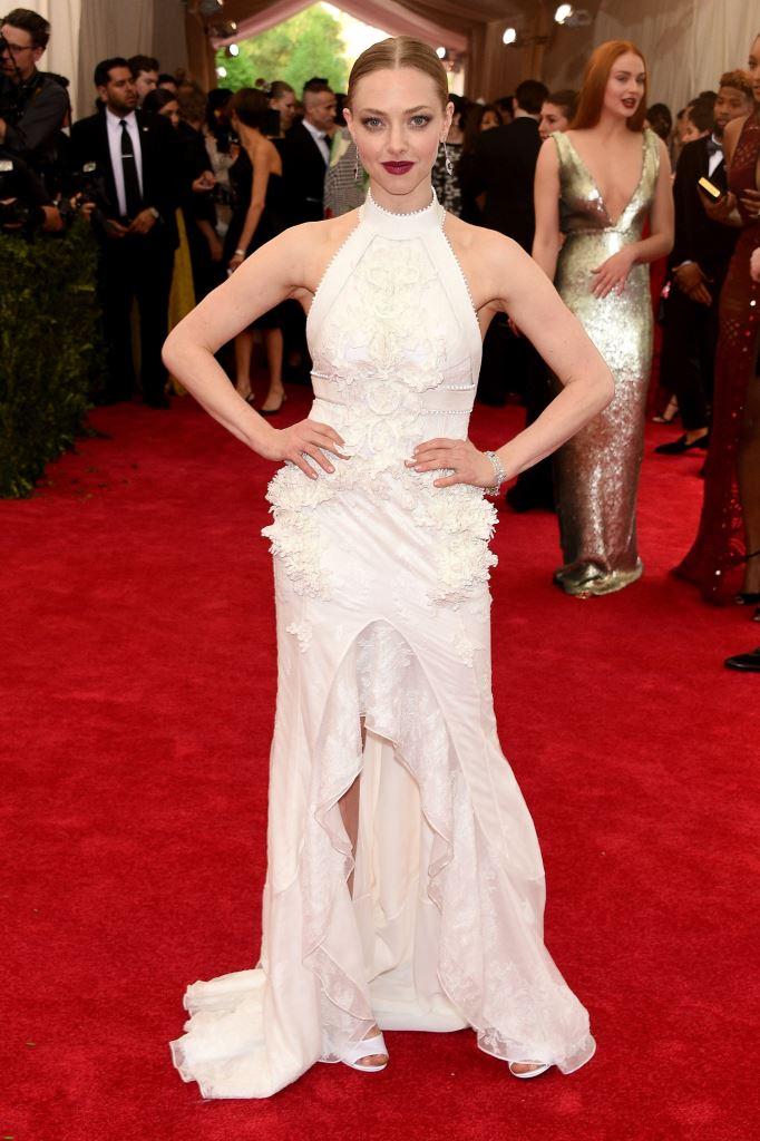Аманда Сейфрид в Givenchy Couture