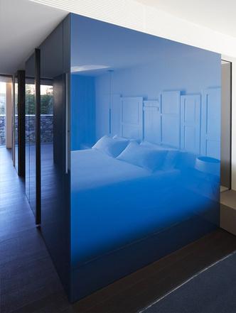 Отель на берегу озера Орта по проекту Пьеро Лиссони (фото 8)