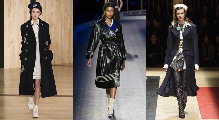 Военное дело: женская одежда в стиле милитари