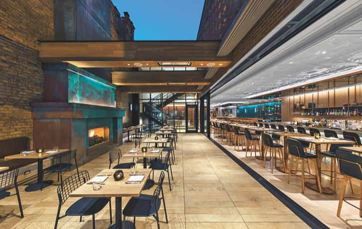 Новый ресторан Tied House в Чикаго (фото 8)