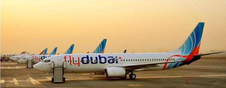 flydubai признана лучшей авиакомпанией Ближнего Востока (фото 1)