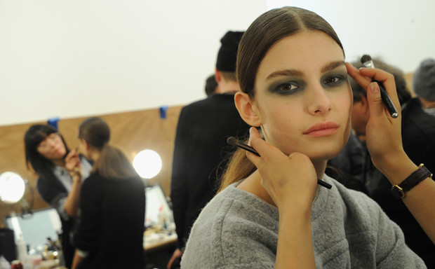 модный макияж 2014