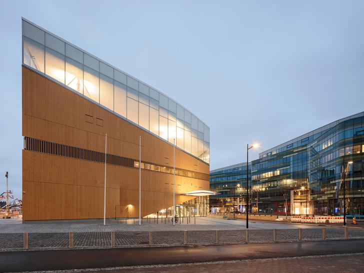Книжный рай: библиотека в Хельсинки (фото 2)