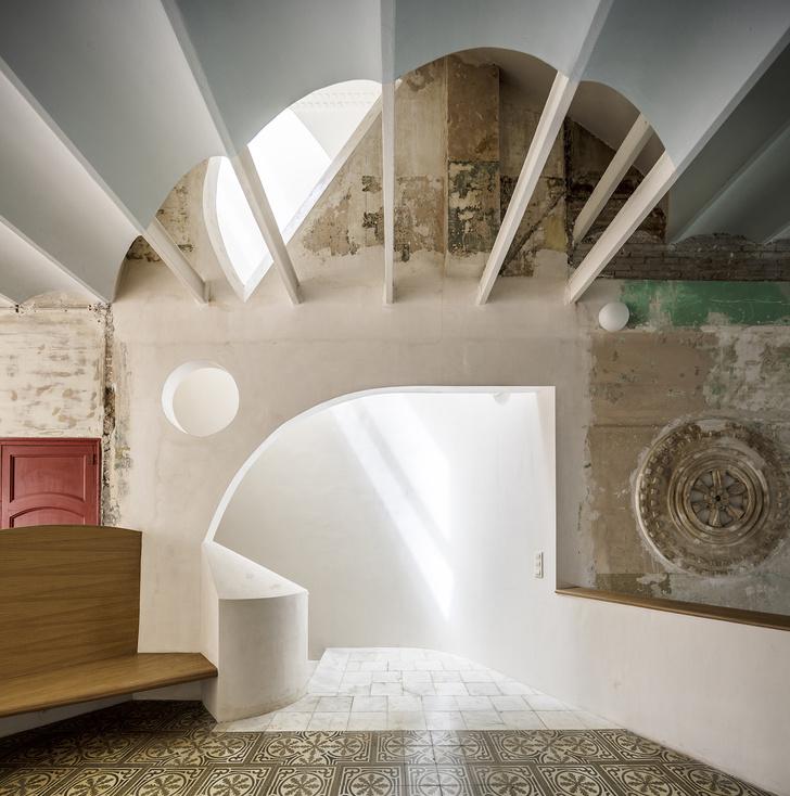 Sala Beckett: театр и ресторан в Барселоне (фото 6)