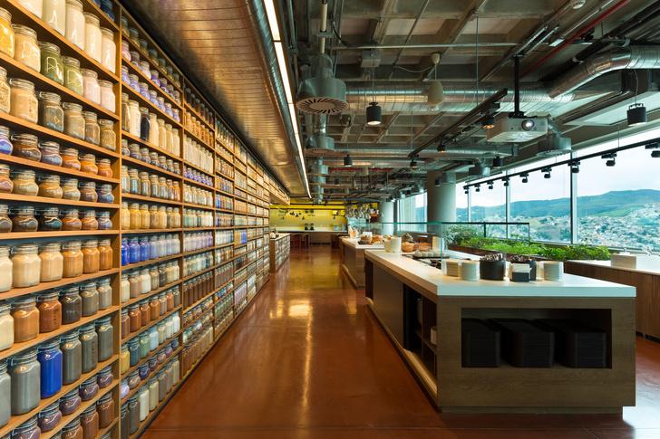 Необычный офис Google в Бразилии (фото 5)