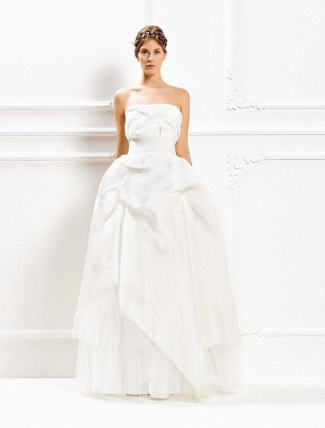 Любо-дорого: свадебная мода 2015 | галерея [3] фото [4]