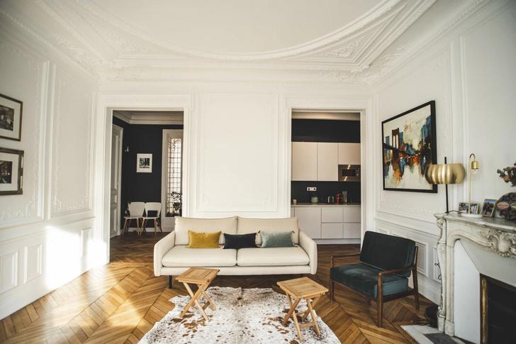 Парижская квартира (фото 4)