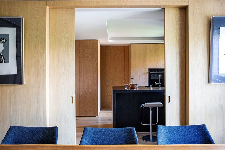 Современная квартира с яркими акцентам в центре Мадрида (фото 16)