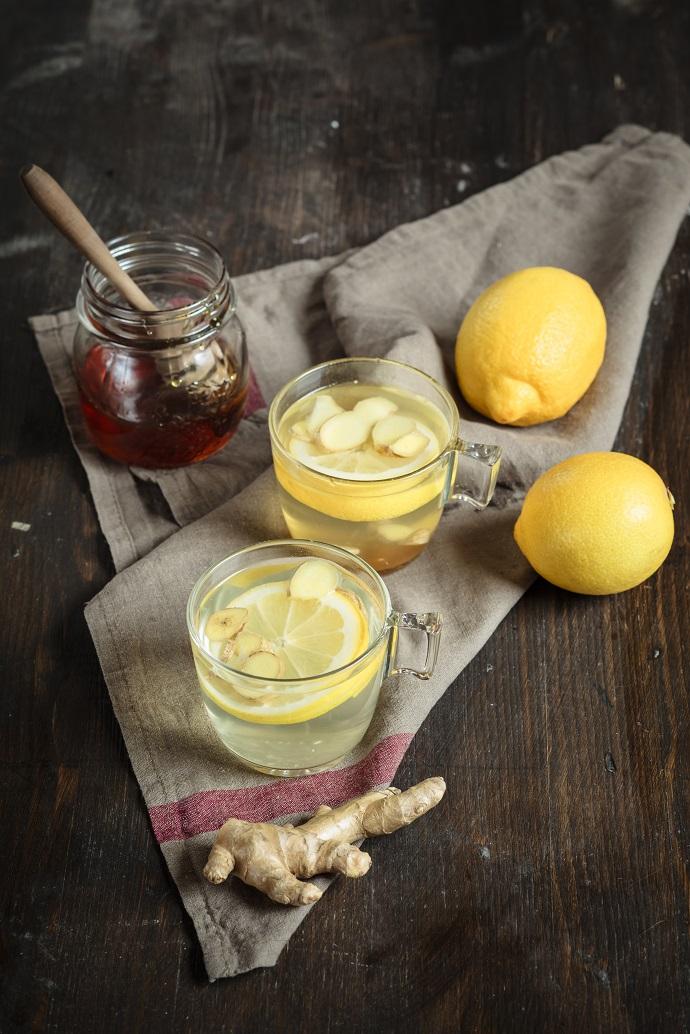 Зимние рецепты с имбирем