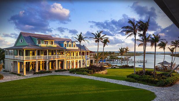 Вилла в Baker's Bay Golf and Ocean Club