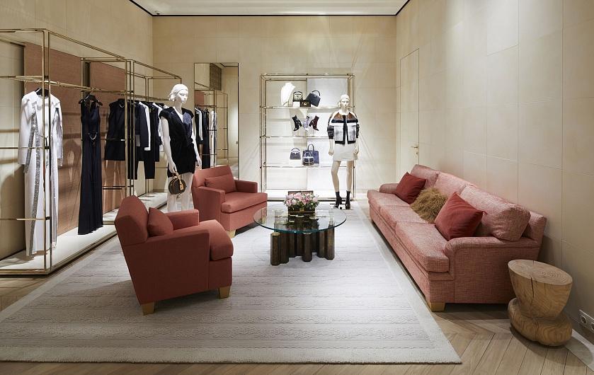 Коллекция Objets Nomades в новом бутике Louis Vuitton (галерея 5, фото 0)