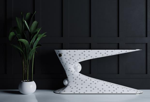 Pop-up современного коллекционного дизайна в пространстве Cube (фото 3)