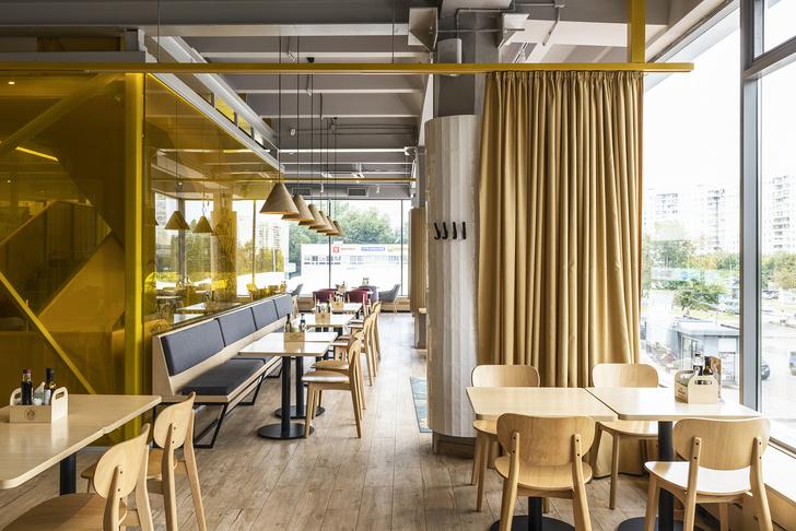 «Кухня Полли»:  кафе и ресторан в Строгино (фото 22)