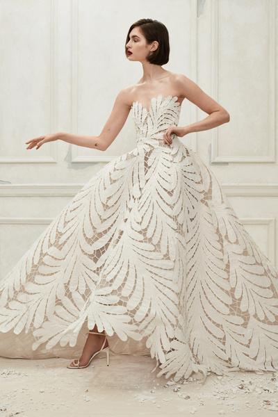 14 свадебных платьев невероятной красоты из новой коллекции Oscar de la Renta (галерея 2, фото 0)
