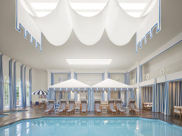 Калифорнийский шик: новый дизайн отеля Parker Palm Springs от Джонатана Адлера (фото 0)