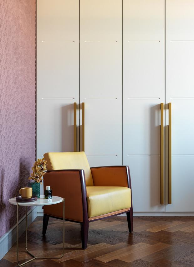 Яркая квартира 80 м²: проект Нади Зотовой (фото 14)