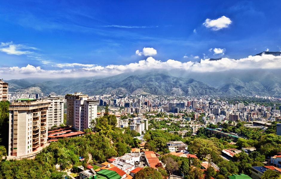 Венесуэла Каракас дауншифтинг