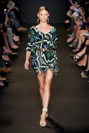 Показы мод Paul & Joe Весна-лето 2012 | Подиум на ELLE - Подиум - фото 1782