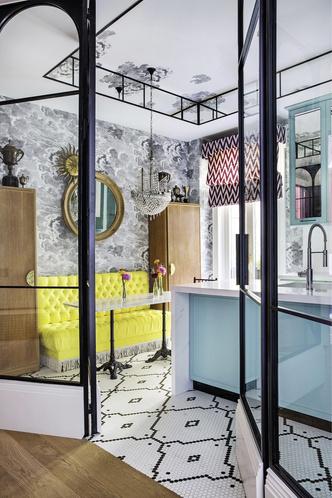 Жизнь прекрасна: квартира в центре Мадрида (фото 10.1)