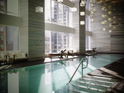 Высокая планка: дизайнерский отель PARK HYATT NEW YORK с уклоном в арт (галерея 4, фото 0)