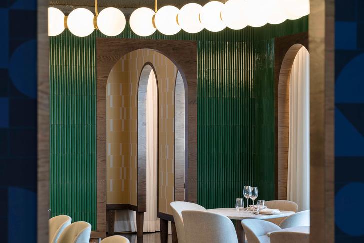Отель в Тайбее по дизайну Нери и Ху (фото 10)