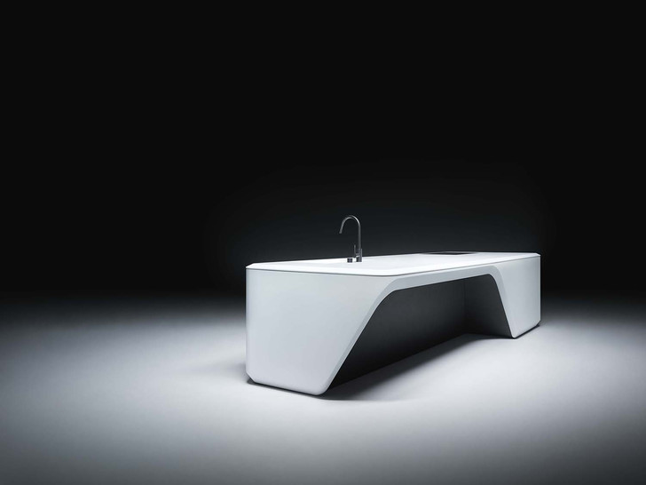 Коллаборация Boffi и Zaha Hadid Design фото [3]