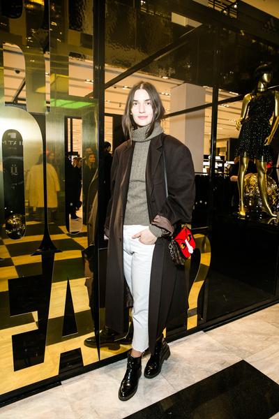 Вечеринка Naomi Campbell x Tom Tailor в «Цветном» | галерея [1] фото [12]