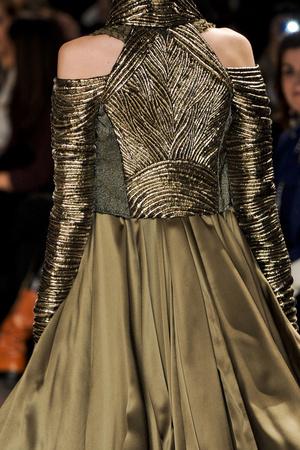 Показ Stephane Rolland коллекции сезона Весна-лето 2011 года Haute couture - www.elle.ru - Подиум - фото 216553