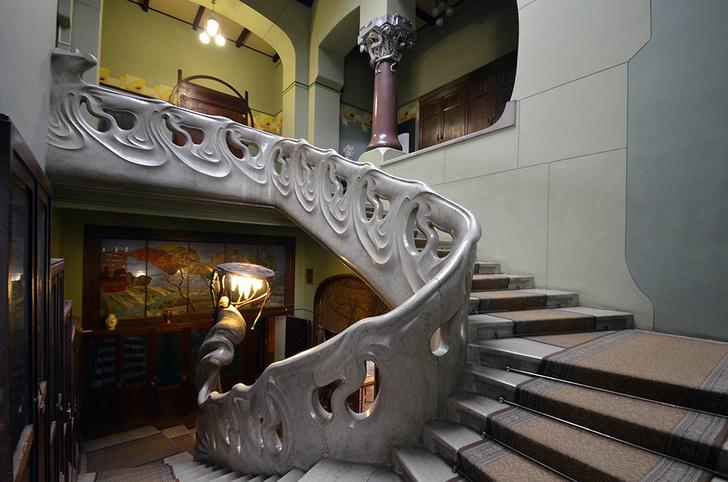 Топ-10: самые необычные дизайнерские лестницы фото [48]