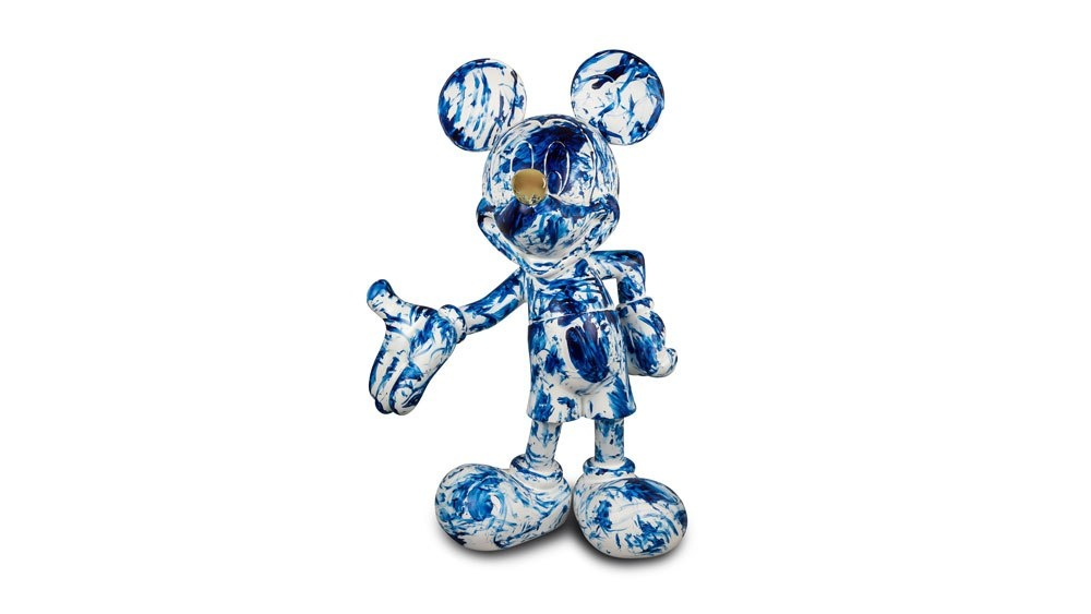 Минутное дело: трибьют Микки Маусу от Марселя Вандерса (галерея 3, фото 1)