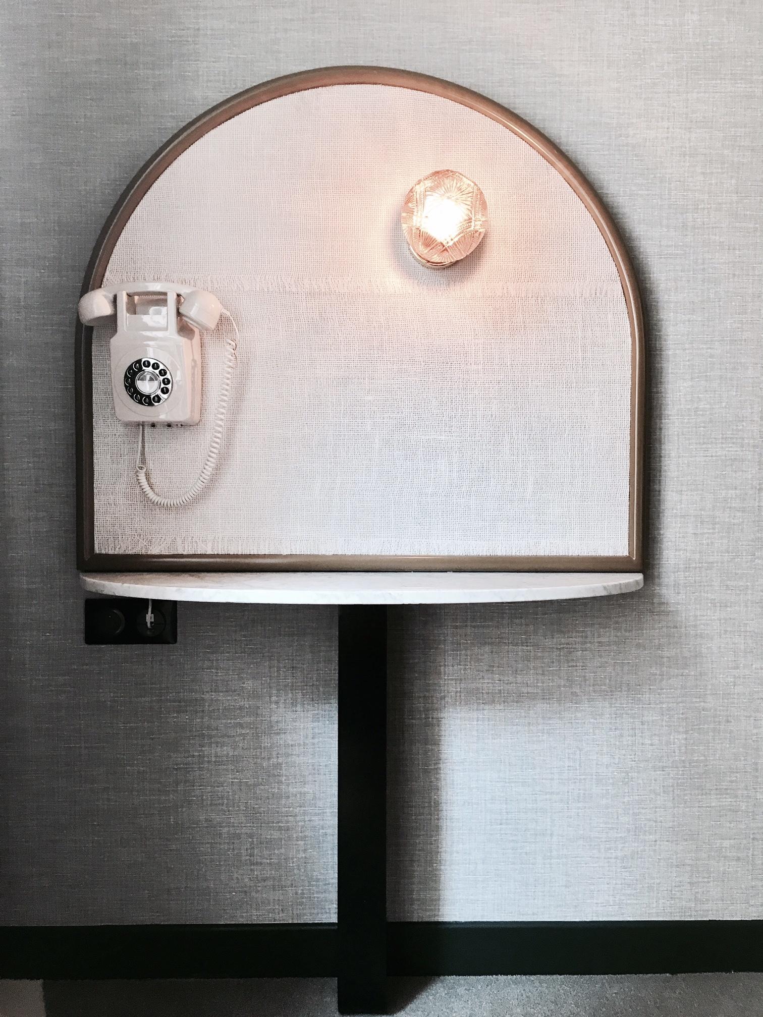 Отель в Париже в стиле ар-деко (галерея 11, фото 4)