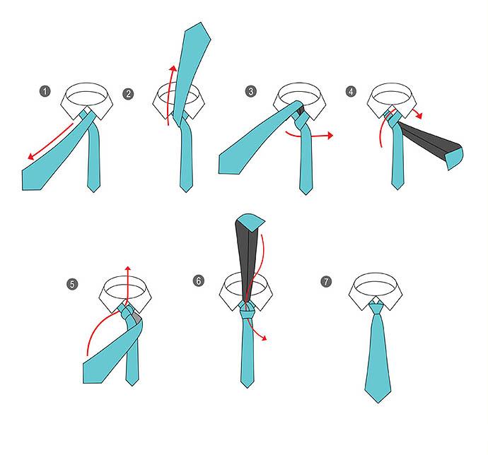 Как сделать галстук в сексе фото 79-374