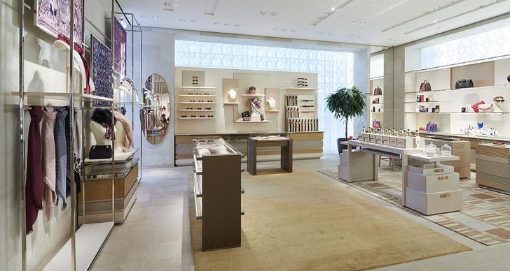 Коллекция Objets Nomades в новом бутике Louis Vuitton (фото 1)